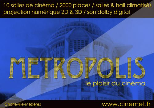 Cinéma Métropolis