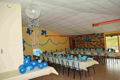 Salle de La FORRIERE