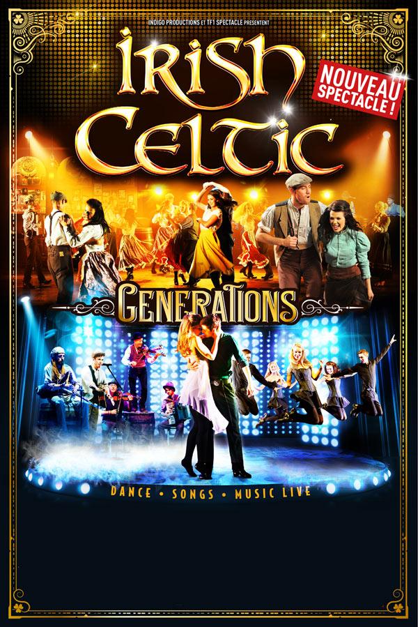 Irish celtic génération