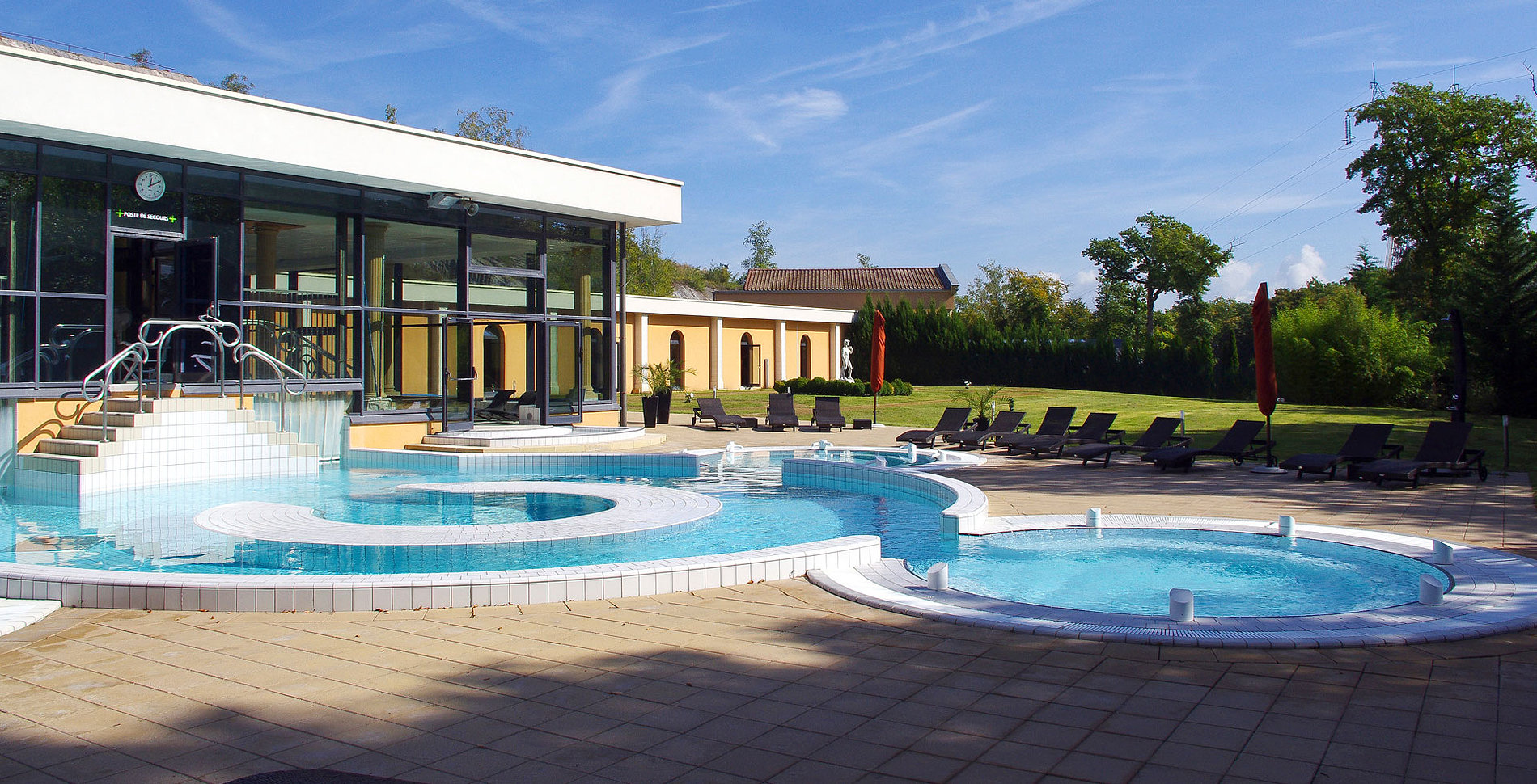 P le thermal amn ville comit d 39 entreprise psa for Amneville les thermes piscine