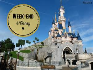 Weekend euro disney