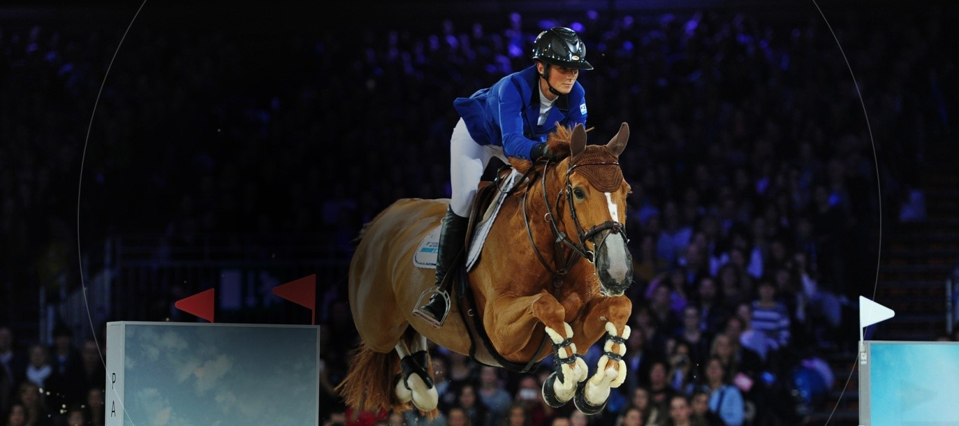 Salon du cheval à Paris