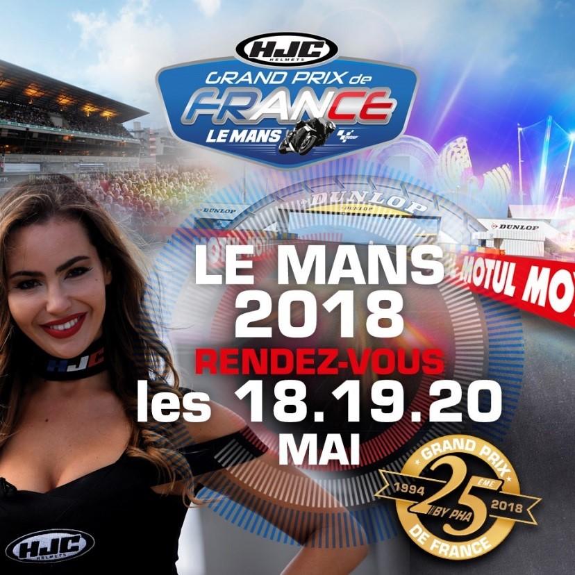 Grand prix de France: le mans