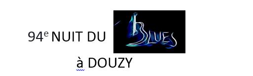 94 ème nuit du blues à Douzy