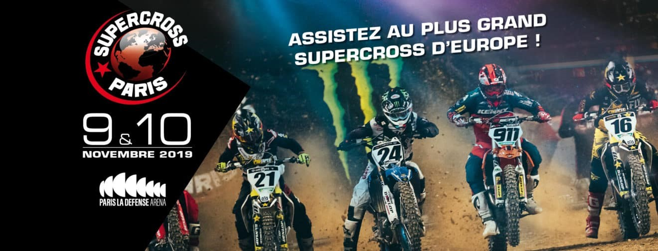 Super cross Paris
