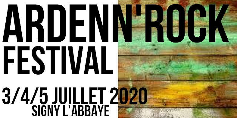 Ardenn'rock festival à Signy l'Abbaye