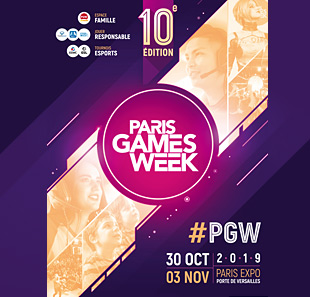 Paris games week (jeux vidéos)
