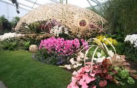 Les floralies Gantoises en Belgique