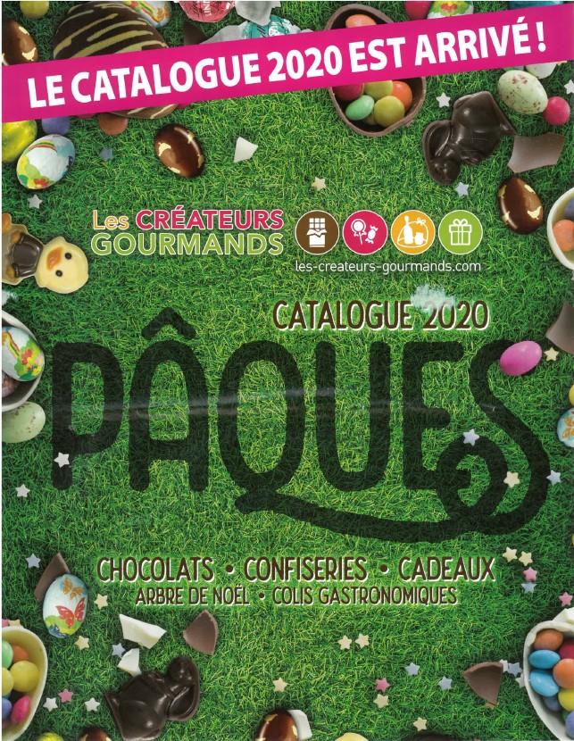 Catalogue 2020 pâques