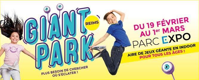 Parc d'attractions indoor géant au parc des expos de Reims du 19 février au 1er mars