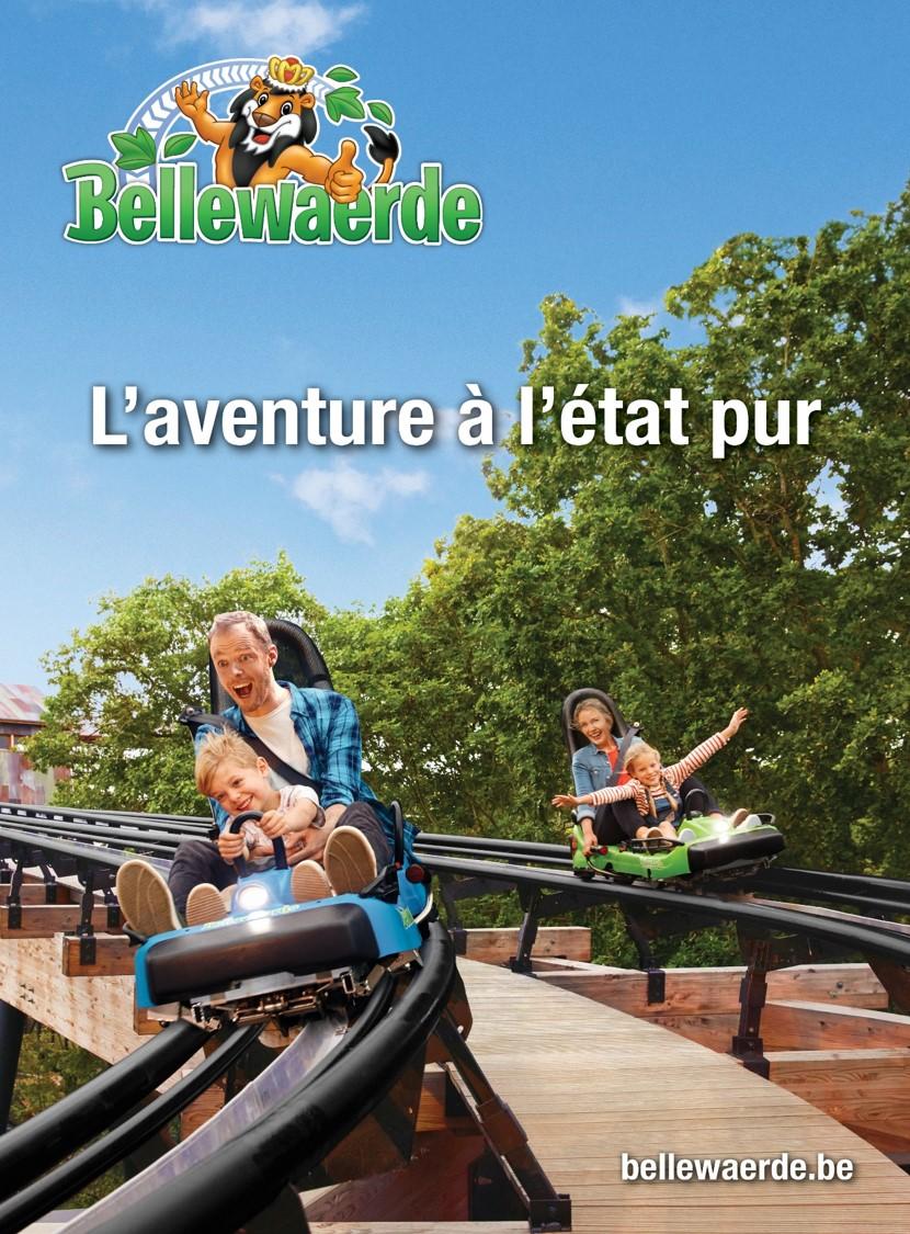 Bellewaerde parc d'attraction