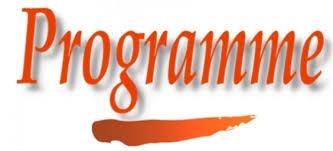 Programme de mai