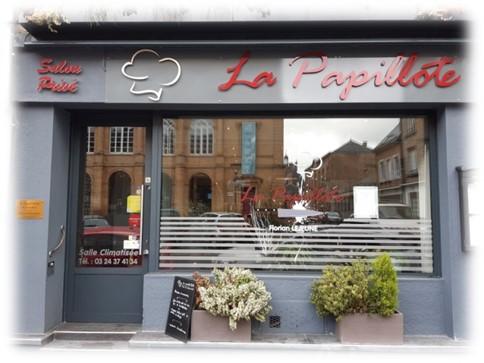 Restaurant gastronomique la Papillote