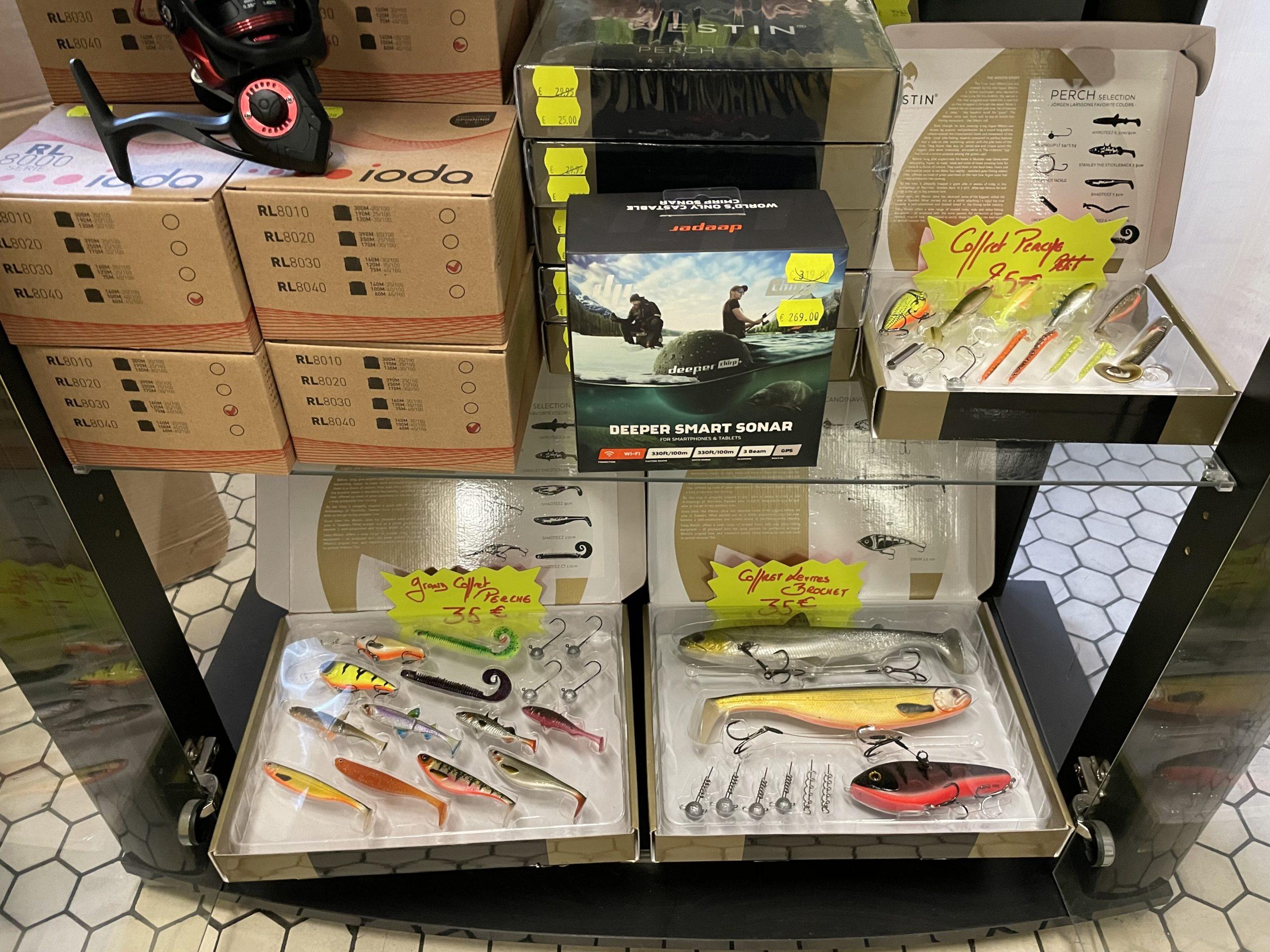 Comptoir CSE Articles de pêche